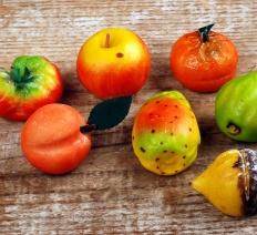 Tutti i colori della Frutta Martorana